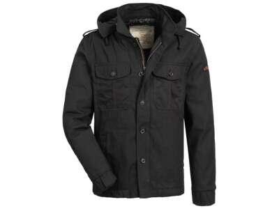 Куртка демисезонная SURPLUS AIRBORNE JACKET (большие размеры) [019] Black, Surplus Raw Vintage®