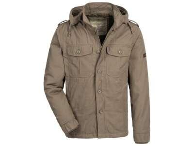 Куртка демісезонна SURPLUS AIRBORNE JACKET (великі розміри) [851] OLIVE, Surplus