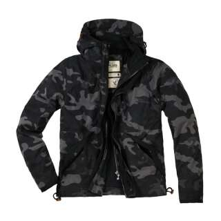 Куртка демісезонна SURPLUS NEW SAVIOR JACKET, [1150] Black camo, Surplus
