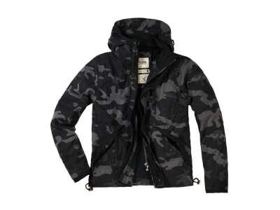 Куртка демісезонна SURPLUS NEW SAVIOR JACKET, [1150] Black camo, Surplus