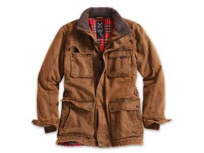 Куртка демисезонная SURPLUS XYLONTUM JACKET, [1219] Золотой, Surplus Raw Vintage®