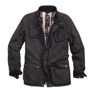 Куртка демисезонная SURPLUS XYLONTUM OUTDOOR JACKET, [019] Black, Surplus Raw Vintage®