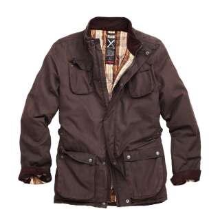 Куртка демисезонная SURPLUS XYLONTUM OUTDOOR JACKET, [108] Brown, Surplus Raw Vintage®