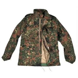 Куртка дитяча M65 - PolyCotton Twill, Flecktarn, Mil-tec
