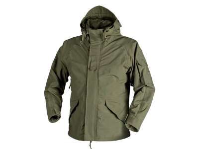 Куртка ECWCS Gen.I - H₂O Proof, Olive Green, Helikon-Tex®