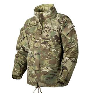 Куртка ECWCS Gen.II - H₂O Proof, Camogrom, Helikon-Tex
