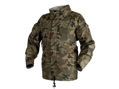 Куртка ECWCS Gen.II - H₂O Proof, PL Woodland, Helikon-Tex®