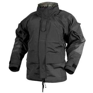Куртка ECWCS Gen.II с подстежкой - H₂O Proof, Black, Helikon-Tex