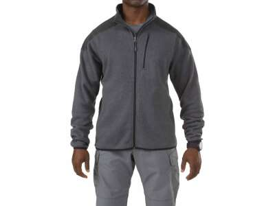 Куртка флисовая 5.11 Full Zip Sweater, [206] Field green