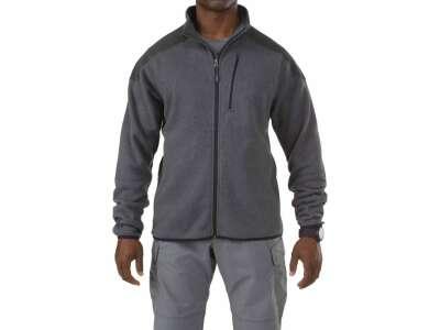 Куртка флисовая 5.11 Full Zip Sweater, [709] REGATTA