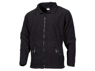 "Куртка флисовая ""Arber"" (Black) – (Max Fuchs)"