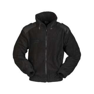 Куртка флисовая французская F2, [019] Black, Sturm Mil-Tec® Reenactment