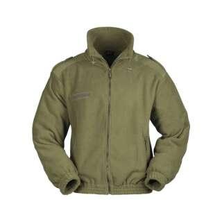 Куртка флисовая французская F2, [182] Olive, Sturm Mil-Tec® Reenactment