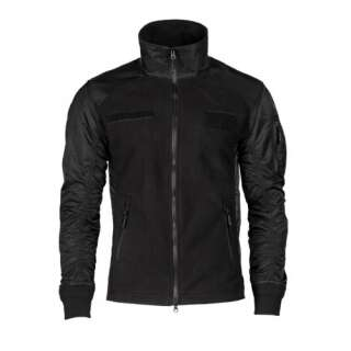 Куртка флисовая Sturm Mil-Tec USAF Jacket Black, Sturm Mil-Tec®