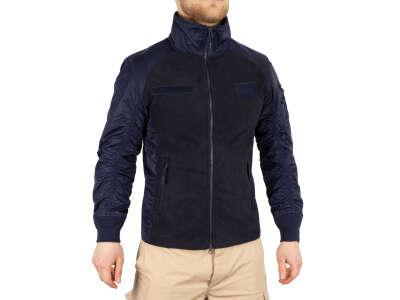 Куртка флісова Sturm Mil-Tec USAF Jacket Dark Blue, Sturm Mil-Tec®
