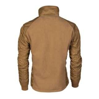Куртка флисовая Sturm Mil-Tec USAF Jacket Dark Coyote, Sturm Mil-Tec®