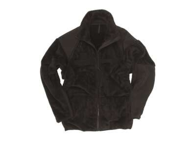 Куртка флісова US JACKET FLEECE GEN.III-LEV.3, [019] Black, Sturm Mil-Tec®