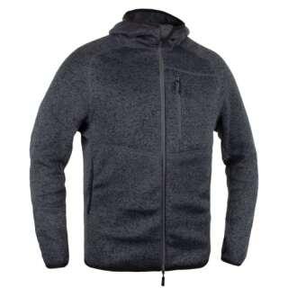 Куртка-худи полевая PILGRIM 2.0., CHARCOAL HEATHER, P1G®