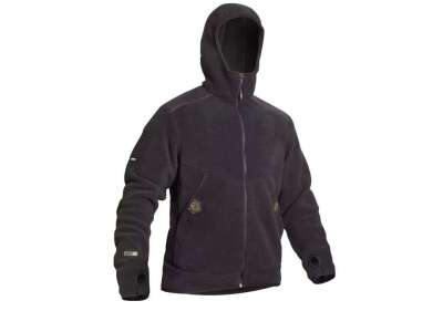Куртка-худи тренировочная полевая FRWJ-Polartec (Frogman Range Workout Jacket Polartec 200), [1149] Combat Black, P1G
