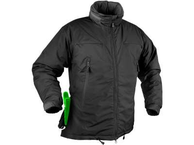 Куртка HUSKY Winter - Climashield Apex 100g, Black, Helikon-Tex