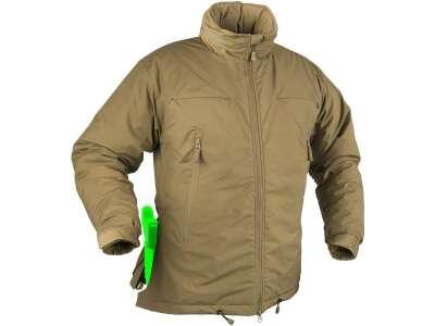 Куртка HUSKY Winter Climashield Apex 100g  Coyote  Helikon-Tex