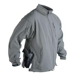 Куртка JACKAL QSA - Shark Skin, Foliage Green, Helikon-Tex
