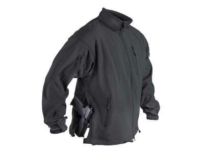 Куртка JACKAL QSA - Shark Skin, Jungle Green, Helikon-Tex