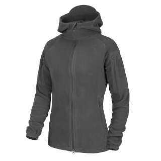 Куртка жіноча CUMULUS - Heavy Fleece, Shadow Grey, Helikon-Tex®
