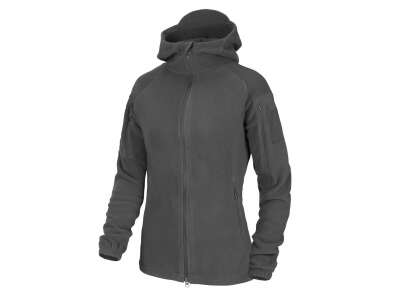 Куртка женская CUMULUS - Heavy Fleece, Shadow Grey, Helikon-Tex®
