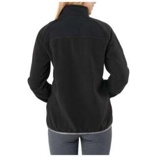 Куртка жіноча флісова 5.11 Women's Apollo Tech Fleece, [019] Black, 44140