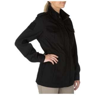 Куртка жіноча тактична 5.11 Women's TACLITE® M-65 Jacket, [019] Black, 44140