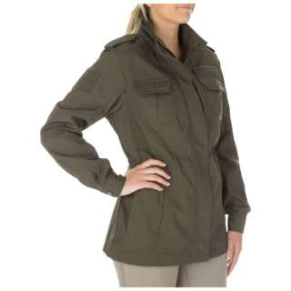 Куртка жіноча тактична 5.11 Women's TACLITE® M-65 Jacket, [192] Tundra, 44140