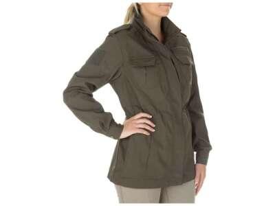 Куртка женская тактическая 5.11 Women's TACLITE® M-65 Jacket, [192] Tundra, 5.11