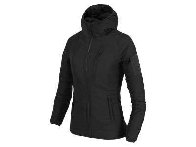 Куртка жіноча WOLFHOUND Hoodie, Black, Helikon-Tex®
