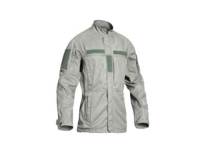 Куртка-китель полевая PCJ- EXT (Punisher Combat Jacket Extens Stone t) -TWILL EXTENS Stone Washed, [1298] Stone Grey, P1G