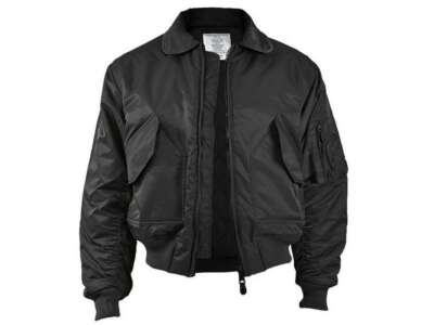 Куртка льотна CWU, [019] Black, Sturm Mil-Tec®