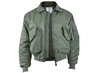 Куртка льотна CWU, [182] Olive, Sturm Mil-Tec®