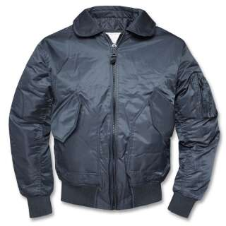 Куртка льотна CWU, [728] Navy, Sturm Mil-Tec®