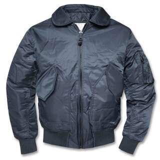 Куртка льотна CWU, [728] Navy, Mil-tec