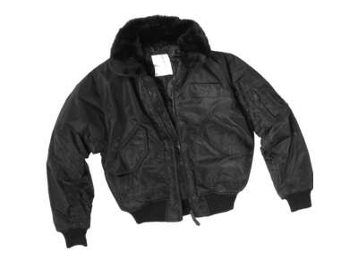 Куртка льотна CWU S.W.A.T., [019] Black, Sturm Mil-Tec®