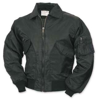 Куртка лётная демисезонная SURPLUS CWU JACKET, [019] Black, Surplus Raw Vintage®