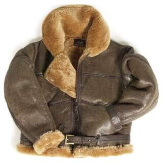 Куртка лётная кожаная английская RAF IRVING, [108] Brown, Sturm Mil-Tec® Reenactment