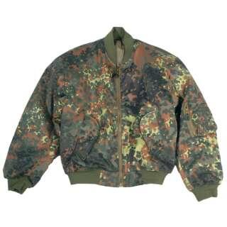Куртка льотна MA1, [1215] Німецький камуфляж, Mil-tec