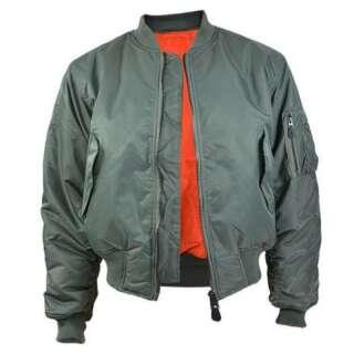 Куртка льотна MA1, [182] Olive, Sturm Mil-Tec®
