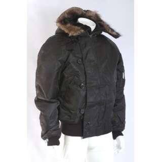 Куртка льотна N2B США (Аляска), black, Mil-tec