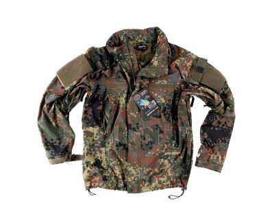 Куртка LEVEL 5 - Soft Shell, Flecktarn, Helikon-Tex