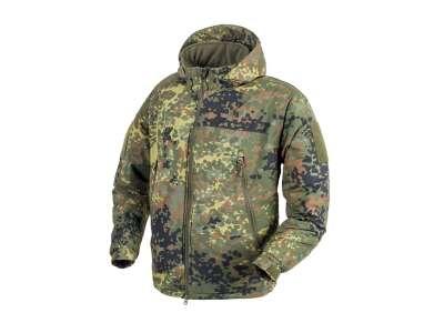 Куртка LEVEL 7 - Climashield Apex 100g, Flecktarn, Helikon-Tex