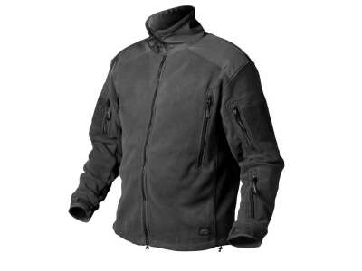 Куртка LIBERTY - Double Fleece, Black, Helikon-Tex