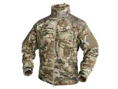 Куртка LIBERTY - Double Fleece, Camogrom, Helikon-Tex®