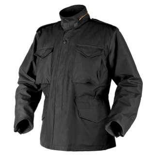 Куртка M65 - NyCo Sateen, Black, Helikon-Tex®